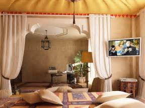 Bedroom Decorating Idea by 40 Moroccan Themed Bedroom Decorating Ideas Decoholic