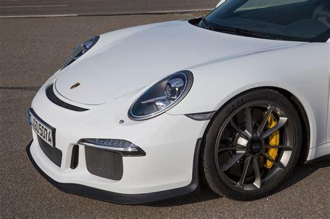 porsche 911 gt3 front 2014 porsche 911 gt3 first drive motor trend