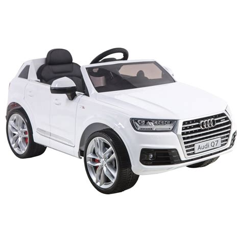 Mix Q7 licensed battery operated car audi q7 baby mix