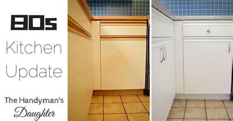 kitchen update reveal  handymans daughter