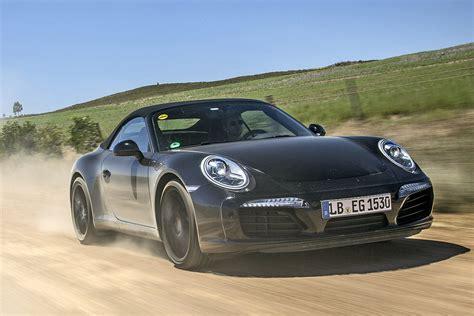Autobild 911 Facelift by Alle Infos Zum 911 Facelift Bilder Autobild De