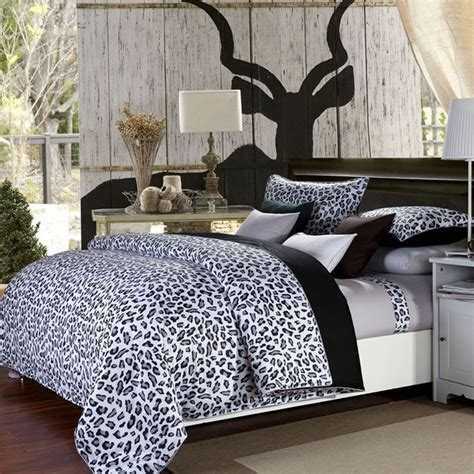 leopard bedroom set 17 best images about cheetah print bed set on