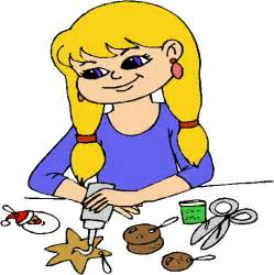 Kids Free Crafts - arts and crafts clipart clipart best