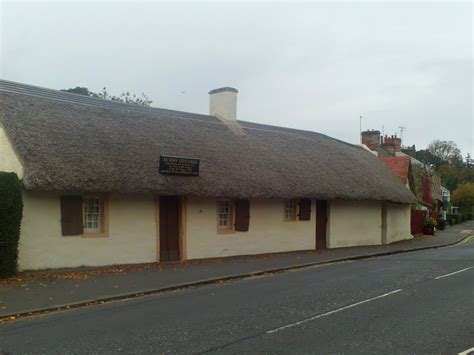 Burns Cottage by Panoramio Photo Of Robert Burns Cottage 312