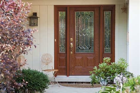 Therma Tru Door Prices by Therma Tru Exterior Doors Fiberglass Living Room Design