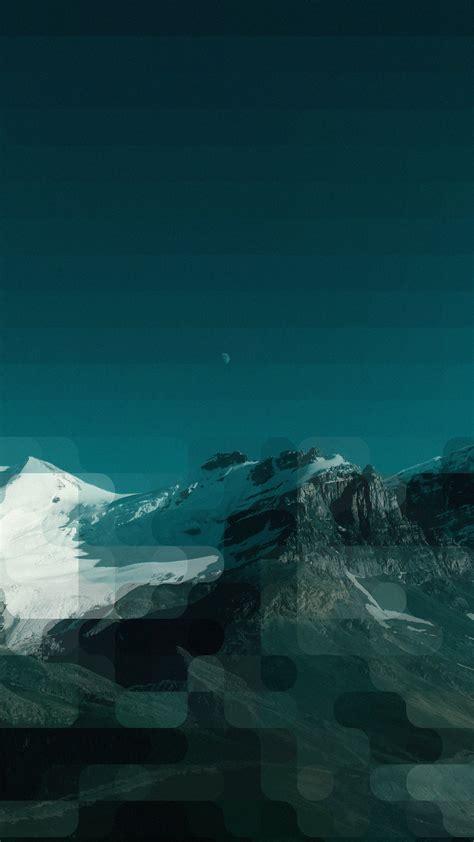 android wallpaper hd reddit landscape snow mountain blue green wallpaper sc smartphone
