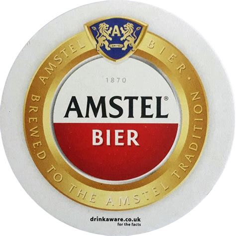 100 Mat Packs by Amstel Bier Branded Mat Pack Of 100