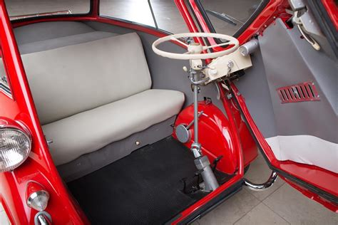 Isetta Interior by 1957 Bmw Isetta 300 178663