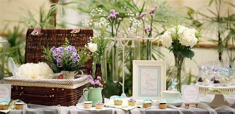 Garden Tea by Mint And Lilac Garden Tea Wedding Singaporebrides