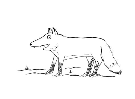The Gruffalo Colouring Pages Free Coloring Pages Of Fox From Gruffalo by The Gruffalo Colouring Pages