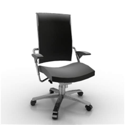 The Office Chair Model Quotes by Quot Wiesner Hager Quot Office Furniture 3d Models Point Swivel Chair Wh 3d Model Gsm 3ds