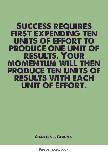 Success J Pincot Momentum success quote images quotepixel