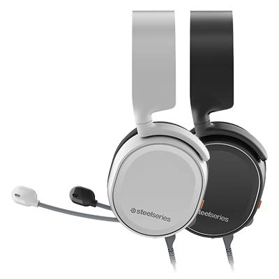 Steelseries Arctis 3 Slate Grey Surround Gaming Headset arctis 3 console edition steelseries