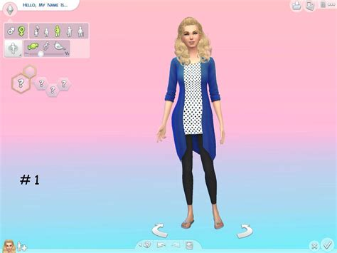 sims 4 cas 3 gradient cas screens by christmas fear at mod the sims