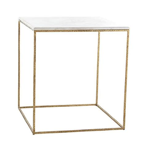 Gold Leaf Collection Side Table Wisteria