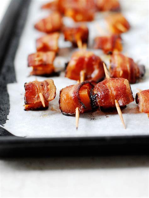 appetizers potato bacon wrapped sweet potatoes paleo appetizer paleo