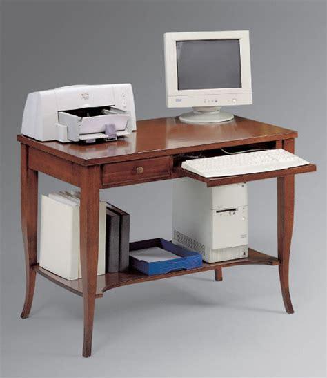 scrittoio porta computer bellissimo scrittoio scrivania nuova legno massello