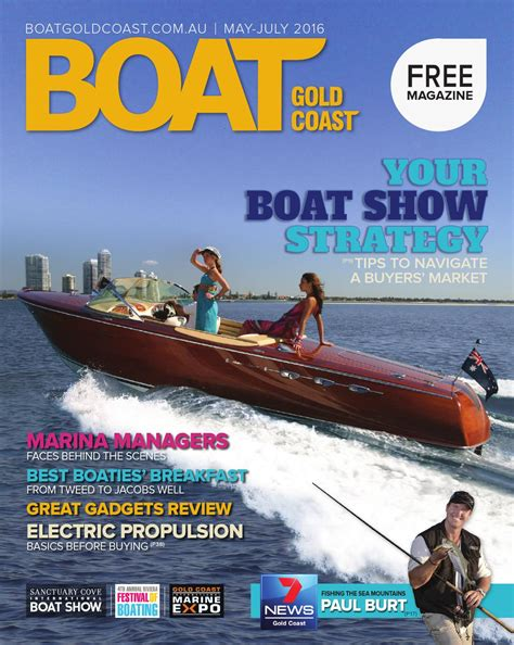 rc boats for sale gold coast boat gold coast magazine may july 2016 by boat gold
