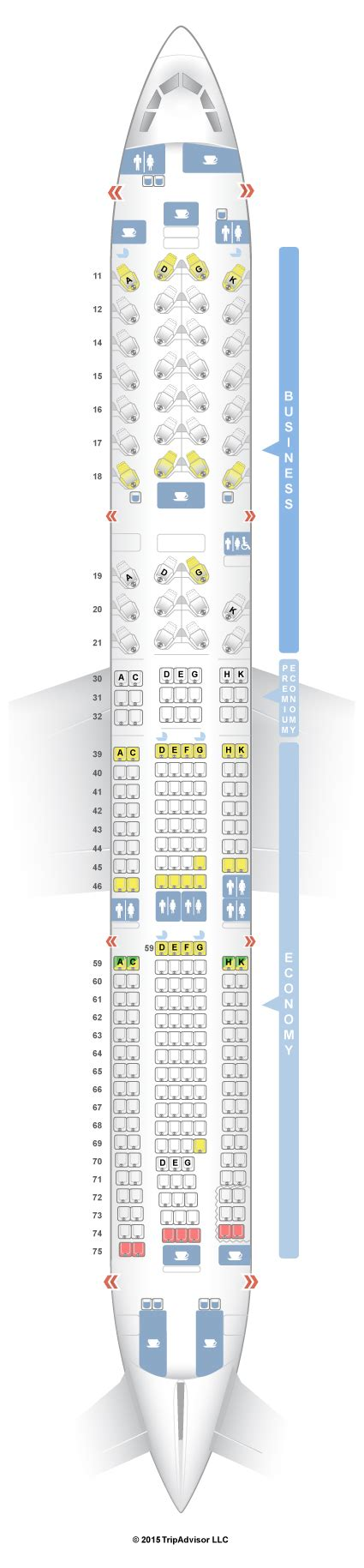 a330 seat map cathay pacific seatguru seat map cathay pacific airbus a330 300 33k
