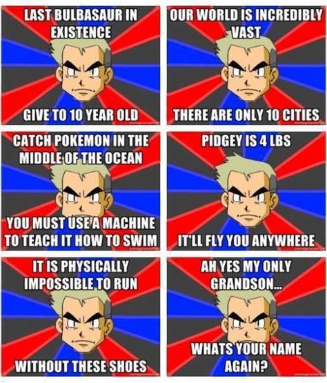 Pokemon Kid Meme - pokemon memes