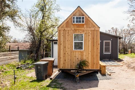 tiny houses austin popular airbnb rental the piggy bank now for sale in