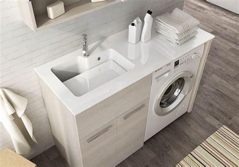 bagno lavanderia mobile lavanderia componibile con ante a battente con