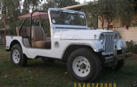 m170 willys jeep 10290