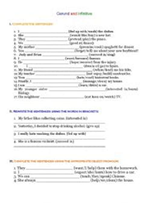 verb patterns worksheet pdf verb patterns exercises pdf with answers verbs