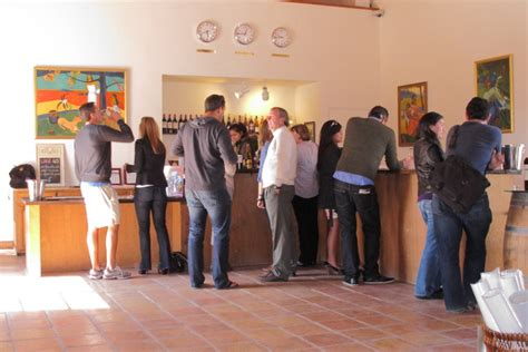 Beckman Winery Tasting Room by A Day In California Wine Country Los Olivos 2