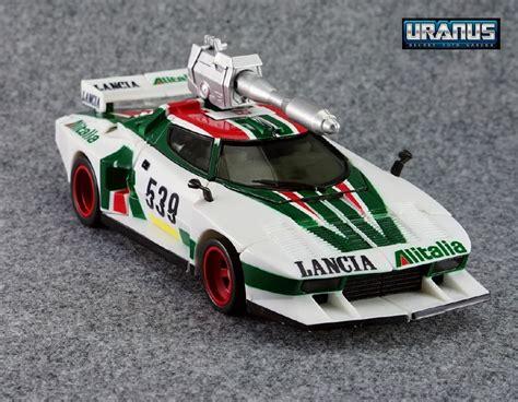 Lancia Stratos Wheeljack Au Transformers Masterpiece Cybertron Mp 20 Wheeljack