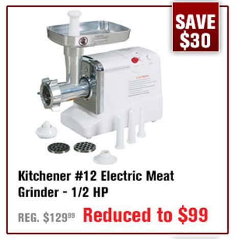 Kitchener 12 Grinder by Northerntool Ultimate Inventory Reduction Save 20