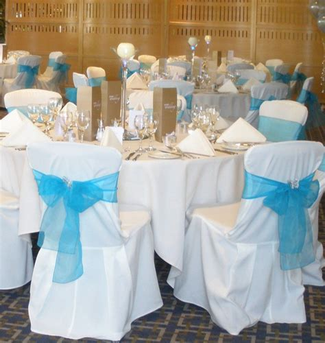 Aqua reception on Pinterest   Wedding Centerpieces, Aqua