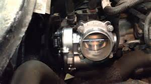 2010 ford escape electronic throttle replacement