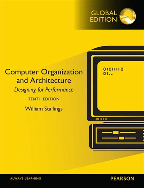 stallings computer organization and architecture 10th