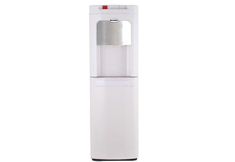 Dispenser Sharp Swd 72ehl Bk jual sharp stand water dispenser swd 72ehl bk murah