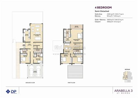 4 bedroom townhouse plans inspirational floor plans