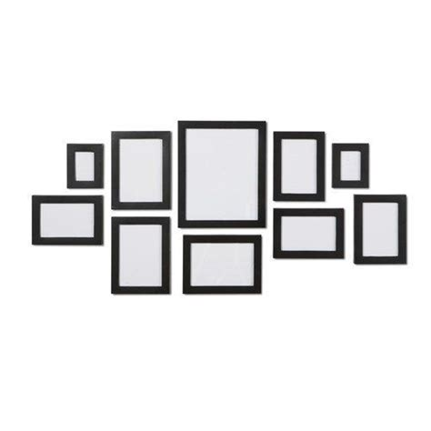 photo frame wall collage template 1000 ideas about black picture frames on