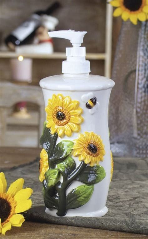sunflower kitchen ideas 17 best ideas about kitchen utensil holder on pinterest