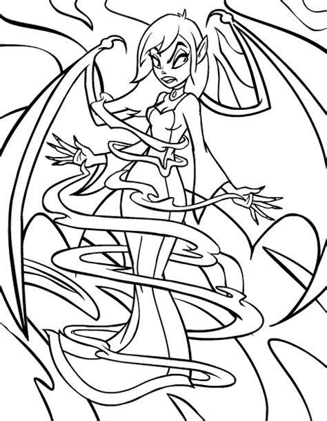 neopets faerieland colouring pages