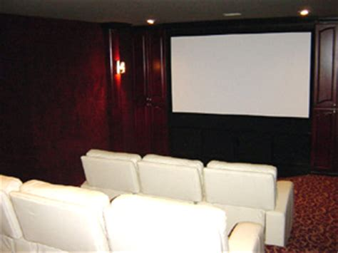 home theatre interiors      design