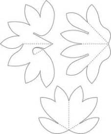 flower pop up card template free 1000 images about card pop up on kirigami