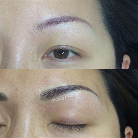 hair stroke eyebrow tattoo 3d hair stroke eyebrow 3d hair stroke semi