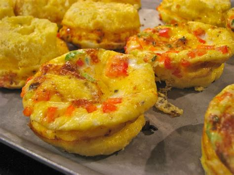 Links Baked Egg Muffins by Delectably Mine Baked Egg Quot Muffins Quot