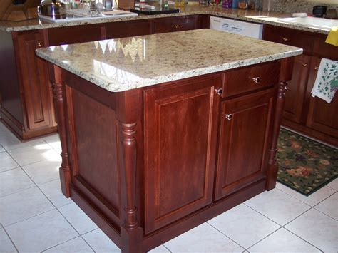 kitchen islands with legs classic kitchen remodel using osborne islander legs