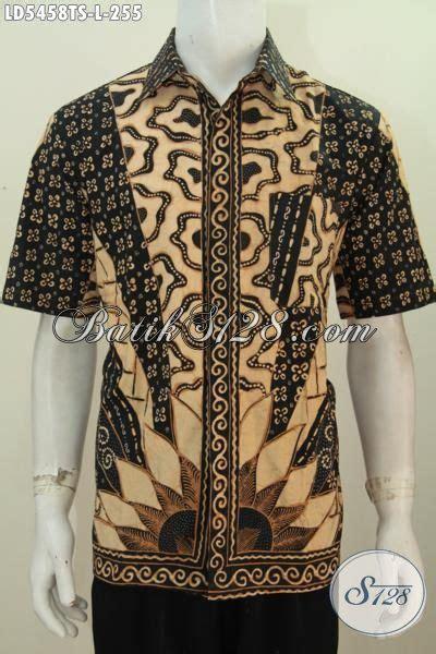 Baju Dari Jawa Tengah pakaian batik klasik halus produk terbaru dari jawa tengah baju batik lengan pendek kwalitas