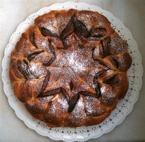 fiore di pan brioche soffice fiore di panbrioche soffice alla nutella ricetta