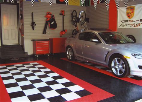 Garage Decorating | 25 garage design ideas for your home