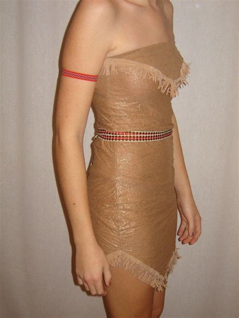 pocahontas dress  princess costume dressmaking  cut