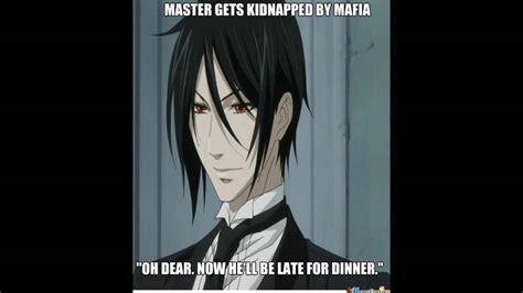Black Butler Memes - black butler memes youtube