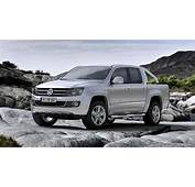 VW Amarok Volkswagen Pick Up Comes To UK In 2011 By CAR